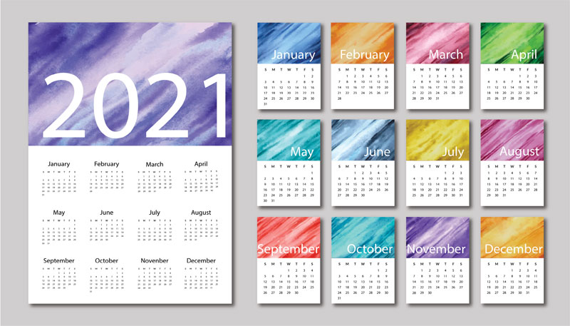 Custom Calendars with Your Logo - Printing in GTA - Print Shop in Etobicoke - Promotional Products - Stationery - 416print.com